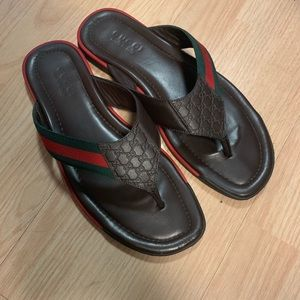 Authentic Gucci slippers